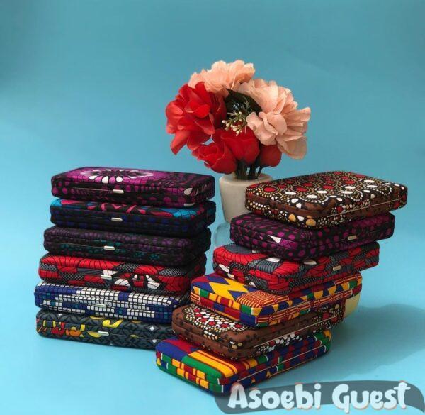 asoebi purses array!
