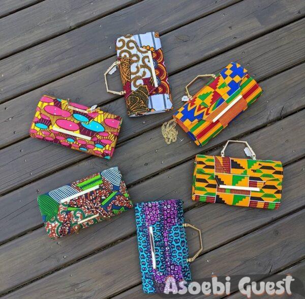 classy asoebi potable bags