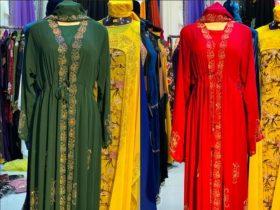 Abaya designs for ladies