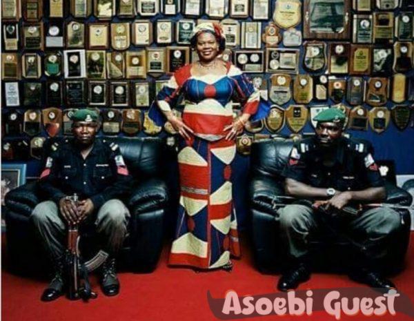 Dora Akunyili and her array of awards