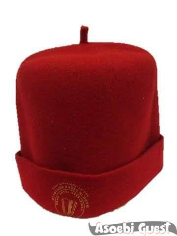 Igbo red cap